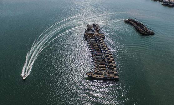 Annual summer fishing ban enforced in NE China