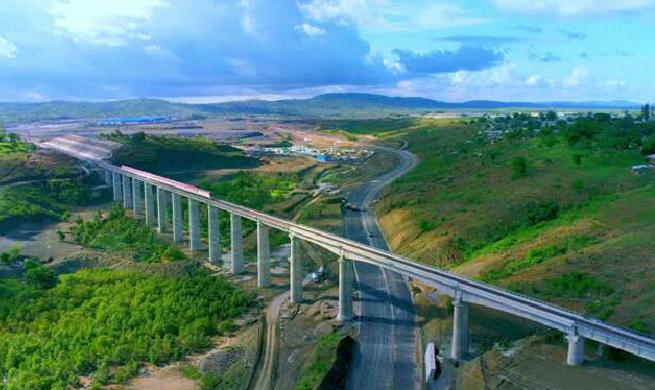 (My Railway, My Story) Part 1: Bridges