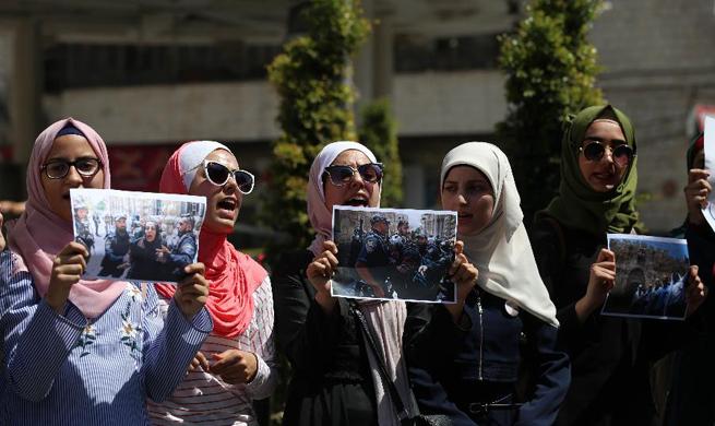 Tension escalation in Jerusalem hampers efforts to resume stalled peace talks