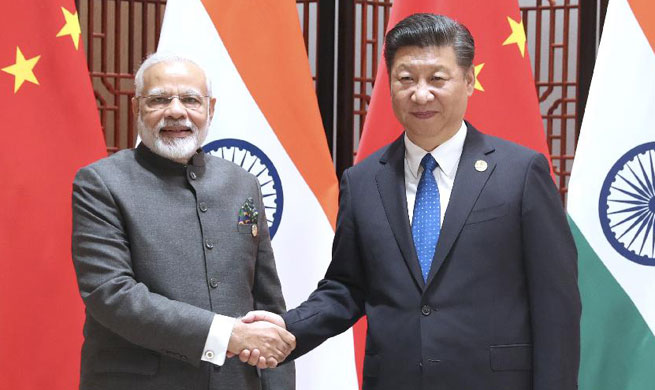 Xi tells Modi healthy, stable China-India ties needed