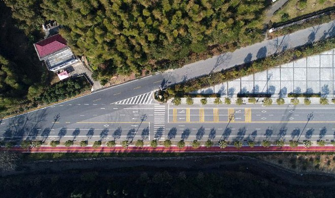 Smart tourism highways set in Nanchang, east China's Jiangxi