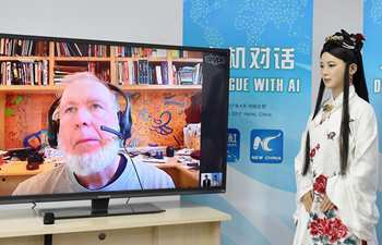 Feature: This Chinese robot could revolutionize journalism
