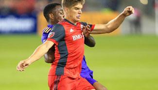 Orlando City SC loses 1-2 during 2017 Major League Soccer