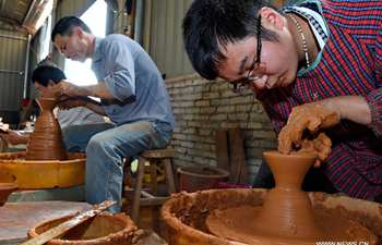 Pic story: Technique of making Jianzhan porcelain