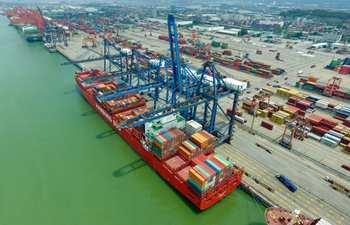China's Xiamen to hold 9th BRICS Summit