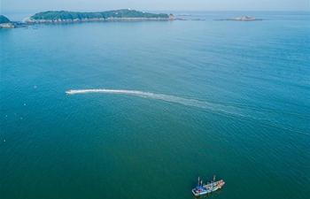 Zhujiajian resort in E China enters peak tourist season