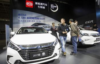 Wuhan Motor Show 2017 opens