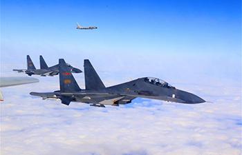 Chinese air force patrol South China Sea