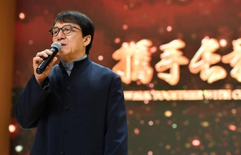 Jackie Chan appointed as General Director of Changchun Film Studio Group