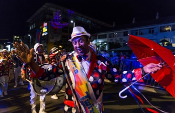 Cape Town Carnival 2018 held in South Africa