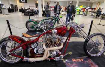 In pics: highlights of 2018 Toronto International Spring Motorcycle Show