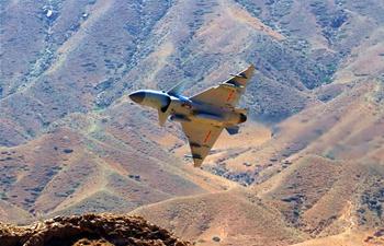 China's fighter jet J-10C begins combat duty