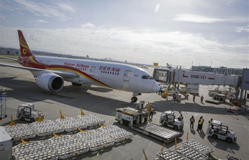 Direct flight between Tianjin, Vancouver launched