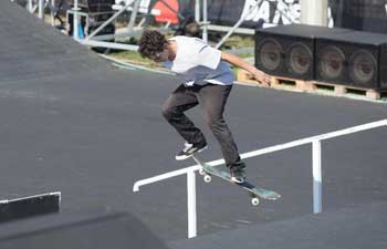 Skate PRO Finals at 2018 Pannonian Challenge held in Croatia