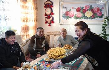 Xinjiang's Burqin speeds up development of local tourism