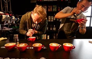 Amsterdam Coffee Festival held in Netherlands