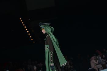 Highlights of Indonesia Fashion Week 2019