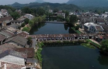 China's cultural heritage site: Liukeng village