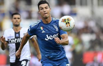 Serie A soccer match: Parma vs. FC Juventus