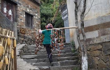 Rural tourism brings better life to family in Wuyuan County, E China's Jiangxi