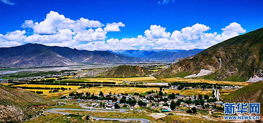 西藏生態環境質量持續穩定向好