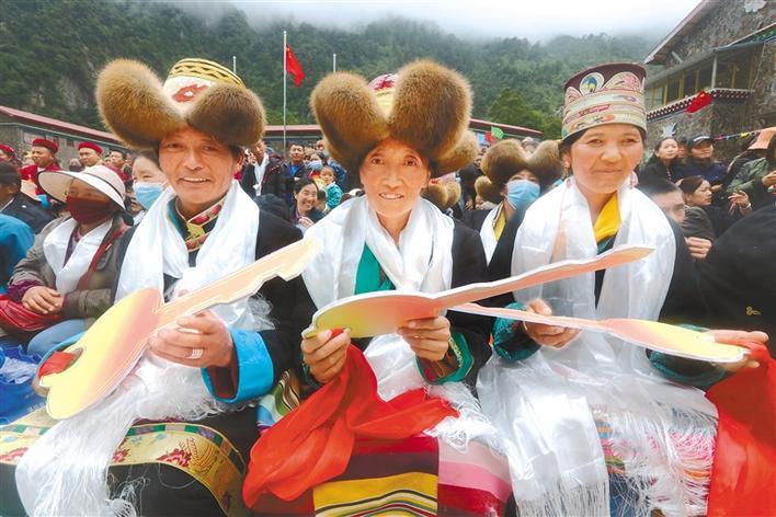 全面貫徹新時代黨的治藏方略