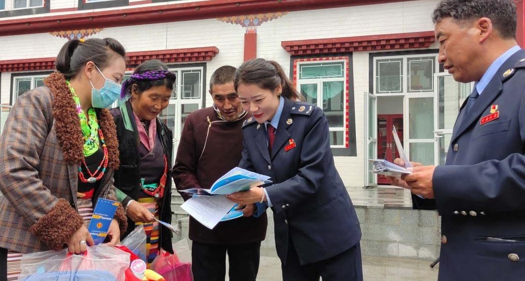 西藏:機關黨建鑄魂推動工作更深更實