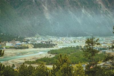 西藏自治區38地入選全國鄉村旅遊重點村鎮名錄