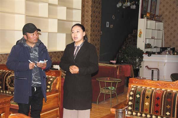 """西藏扎實開展""""我為群眾辦實事""""實踐活動"""