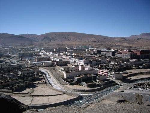 西藏自治區啟動農村幸福院建設工程