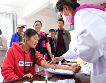 西藏:免費篩查包蟲病