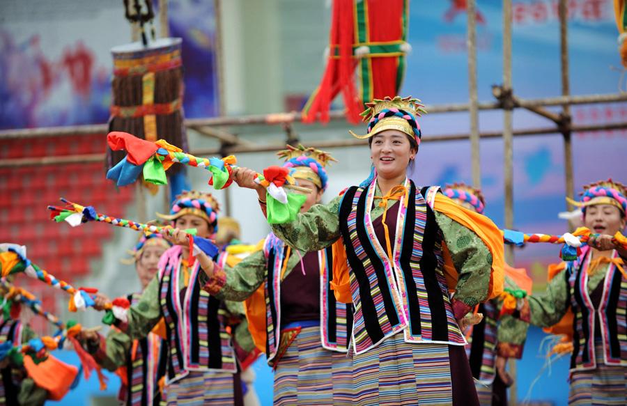 中國西藏雅礱文化節即將開幕