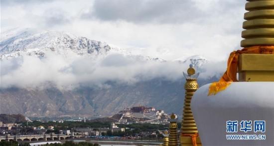 中國藏文化交流團訪問蒙古國