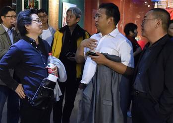 中国评剧院艺术家进藏采风
