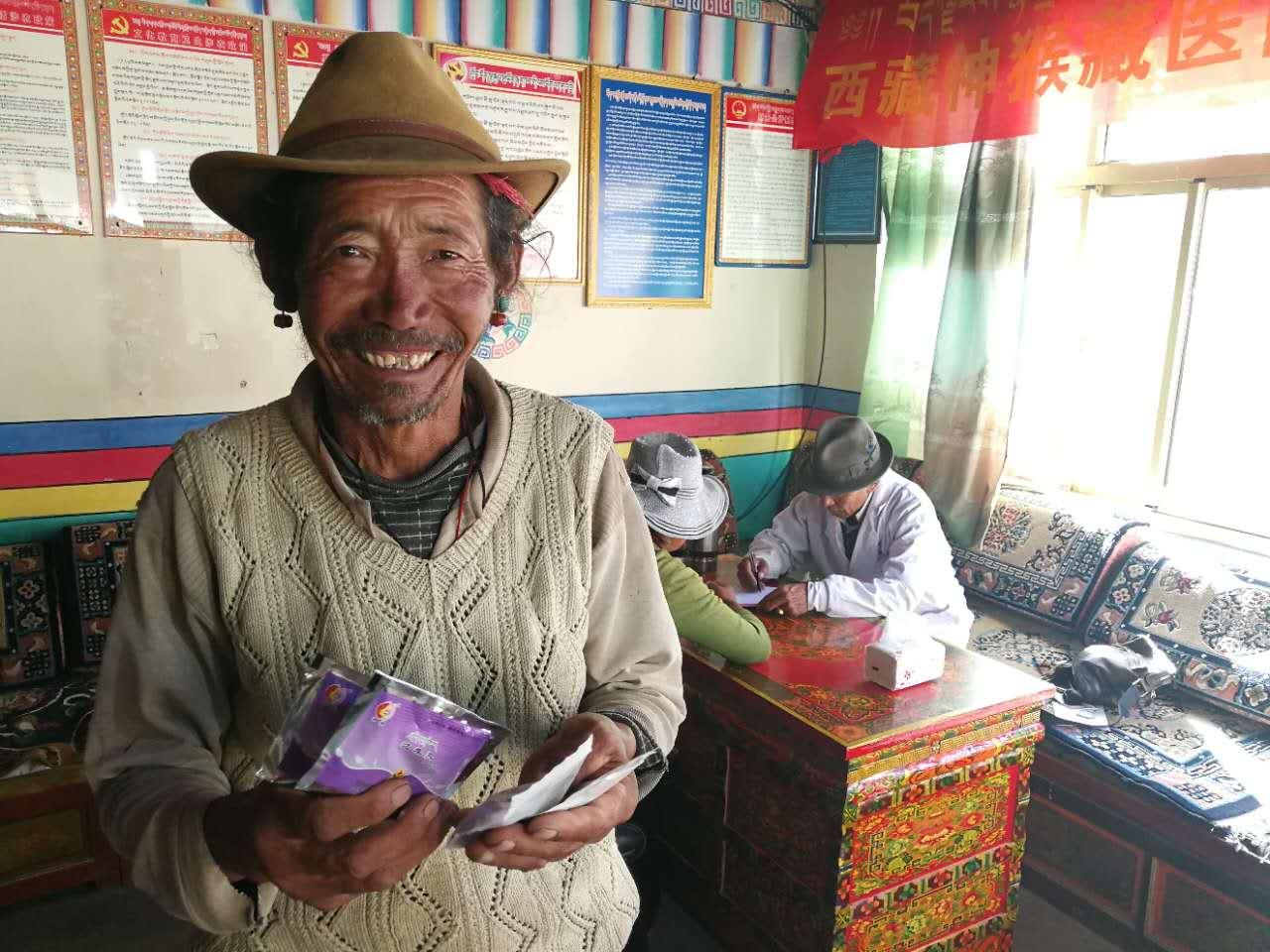 188bet怎么样神猴藏医院专家团队开展免费医疗诊治活动