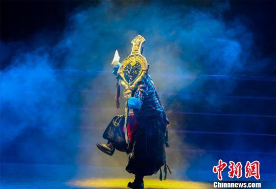 藏戏《卓娃桑姆》登陆武汉 展示传统藏文化