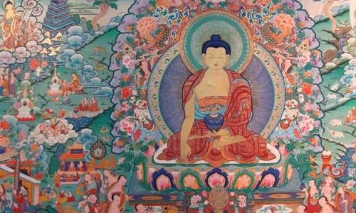 """西藏唐卡畫師""""百家爭鳴""""""""活態傳承""""唐卡非遺"""