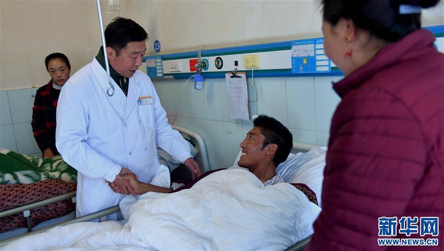 西藏完成包蟲病篩查並積極開展治療