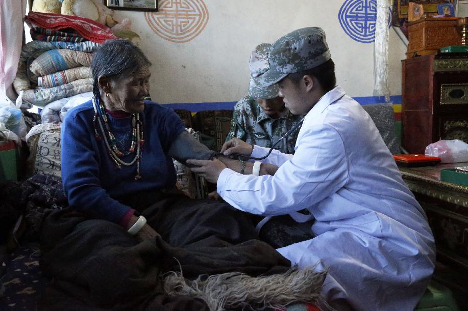一位援藏醫生的初心和使命