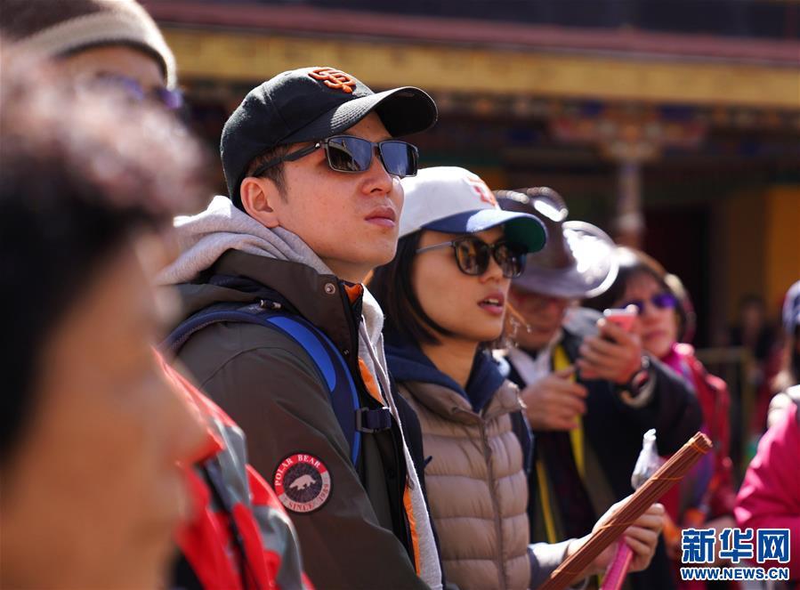 """""""冬遊西藏·共享地球第三極""""特殊優惠政策落地首發團進藏"""