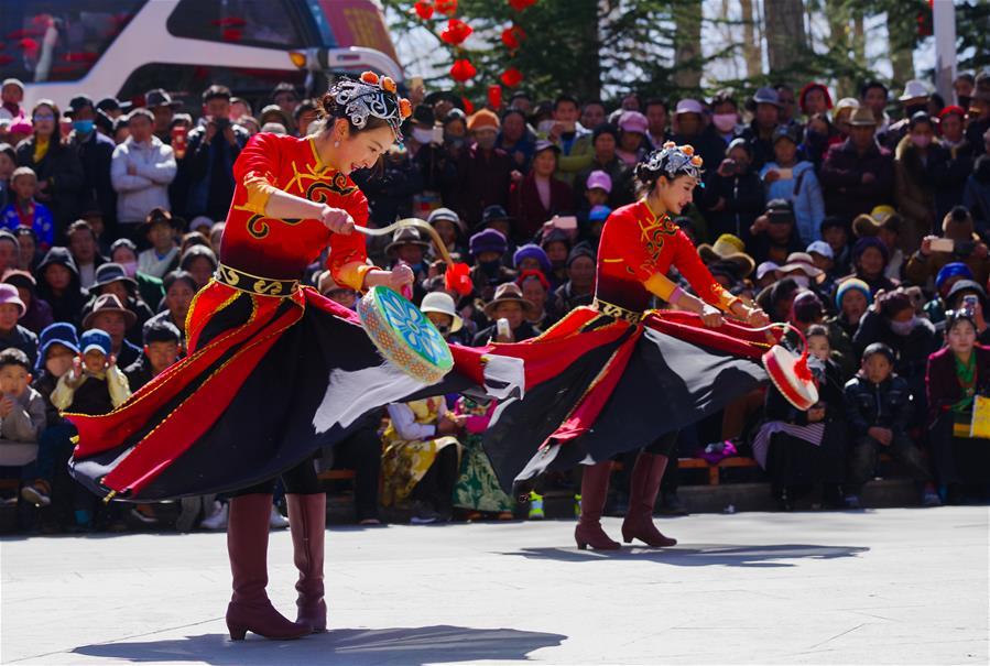 西藏:歡度春節和藏歷新年