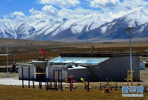 """""""拼""""在最基層——西藏三名駐村工作隊員的新年堅守"""