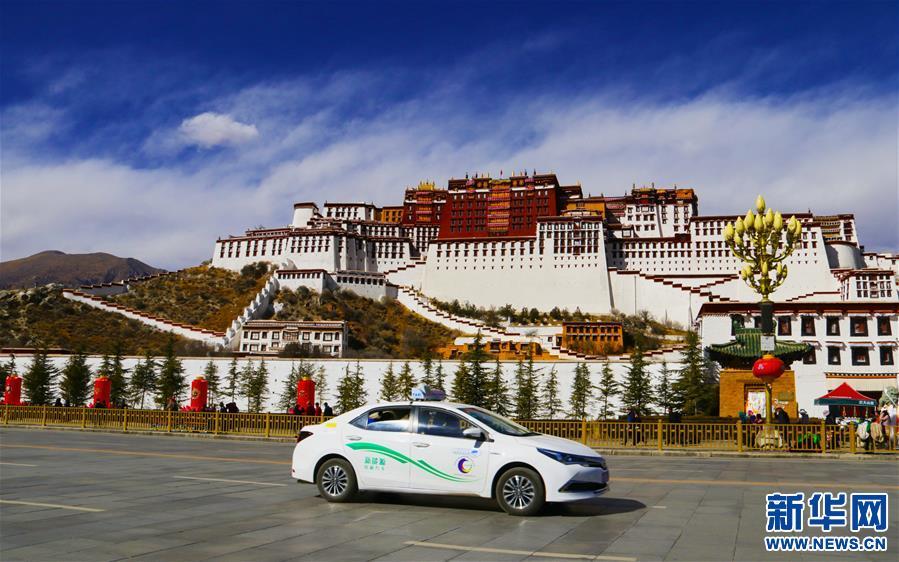 節日期間冬遊西藏持續火熱 接待遊客同比增長48.2%