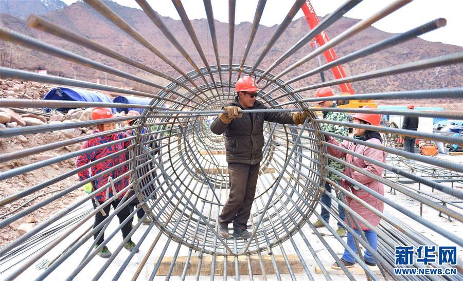 西藏昌都首條高等級公路開工