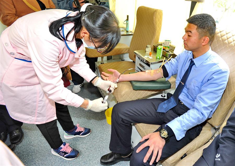 西藏啟動紀念世界紅十字日暨紅十字博愛周活動