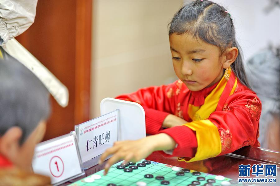 西藏:藏棋迎來史上最好的發展時期
