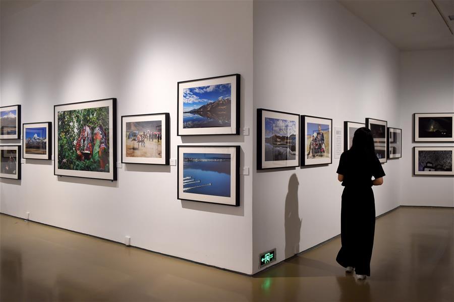 西藏阿裏在京舉辦阿裏專題攝影展