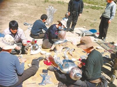 非物質文化遺産:南木林縣銅器制作技藝