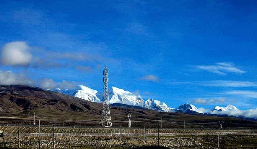 西藏推動電網建設與高原生態民俗保護協調發展