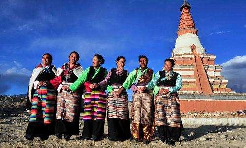 西藏阿里托林寺文物修缮接近尾声